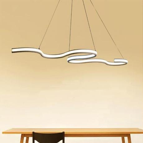 Serpent // LED Pendant Light