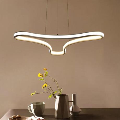 UFO // LED Pendant Light