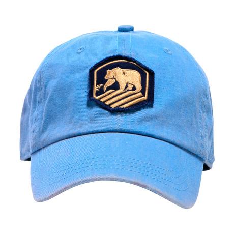 Active Wear Cap // Faded Denim