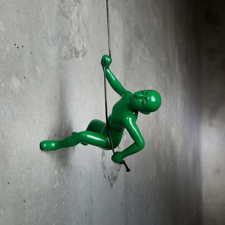 Climbing Man // Position 1 (Choco-Black)