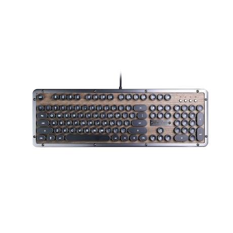 Azio Retro Classic Mechanical Keyboard // USB (Elwood)