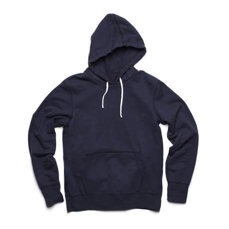 Pullover Hoody // Navy (S)