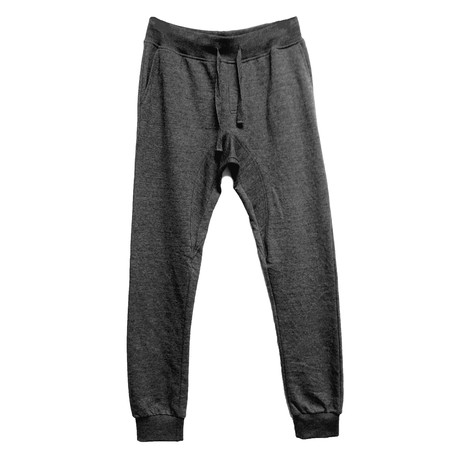 French Terry Pant // Charcoal (S)
