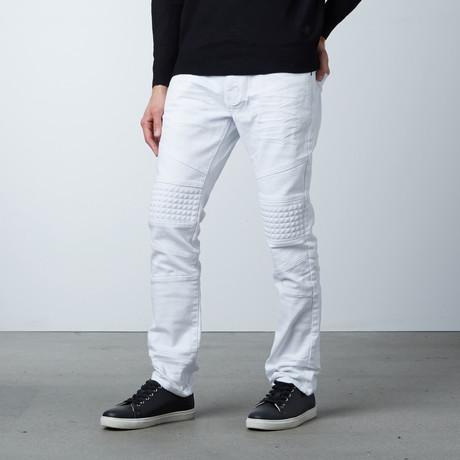 Jeans // White II (30WX30L)