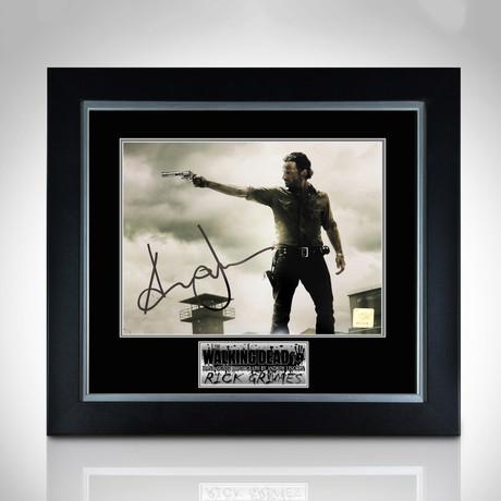 Walking Dead // Hand-Signed Photo // Custom Frame 3