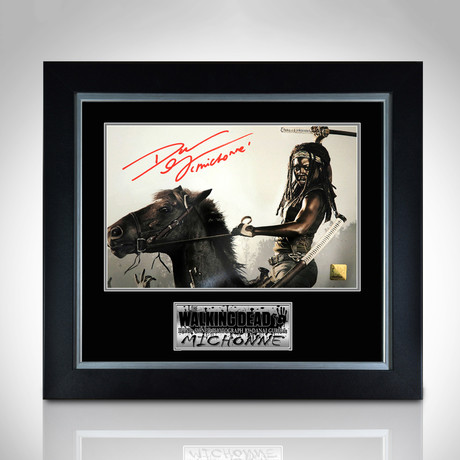 Walking Dead // Hand-Signed Photo // Custom Frame 1