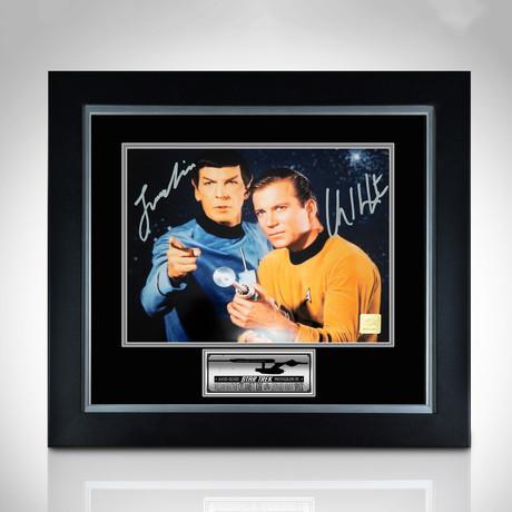 Star Trek // Hand-Signed Photo // Custom Frame 1