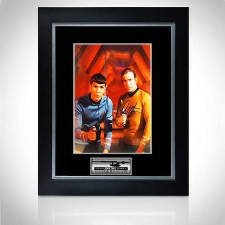 Star Trek // Hand-Signed Photo // Custom Frame 2