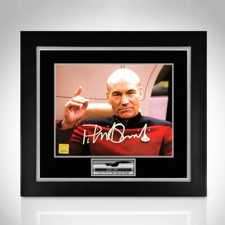 Star Trek // Hand-Signed Photo // Custom Frame 3