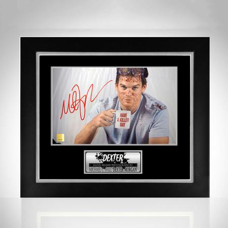 Dexter // Hand-Signed Photo // Custom Frame