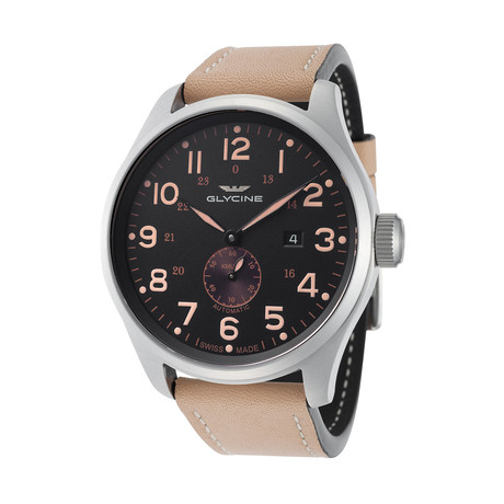 Glycine KMU Automatic // 3952.199AT.LB33