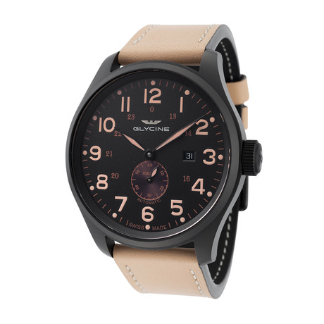 Glycine KMU Automatic // 3952.999AT.LB33