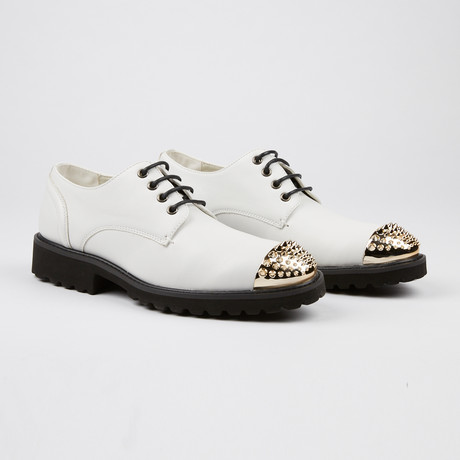Jethro Shoe // White (US: 8)