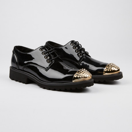 Jethro Shoe // Black Patent (US: 8)