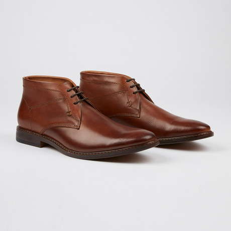 Pedro Shoe // Dark Tan (US: 8)