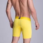 Microfiber F.E. Long Boxer // Yellow (S)