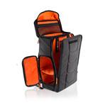 Jetsetter Tech Backpack 36L // World Traveler (With Bento Box Mini Case Bundle)