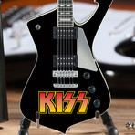 KISS // Mini Guitar Replicas // Set of 3