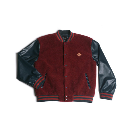 Berber Jacket // Oxblood (S)