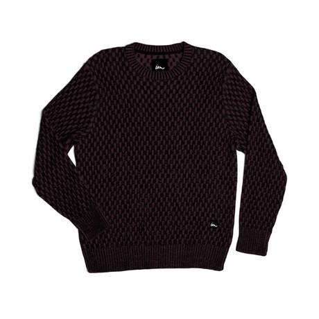 Lemming Sweater // Wine (S)