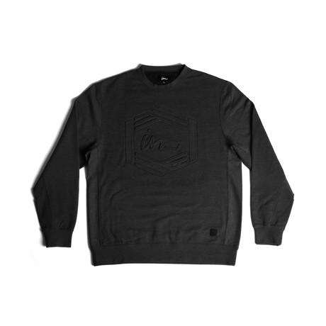 Post Crew Neck // Black (S)