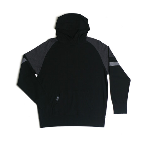 Course Hoodie // Black (S)