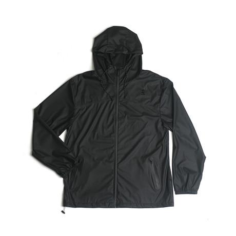 Brig Rain Jacket // Black (S)