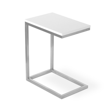 Bishop Table // White