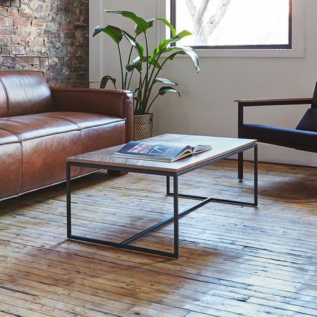Tobias Coffee Table // Rectangle