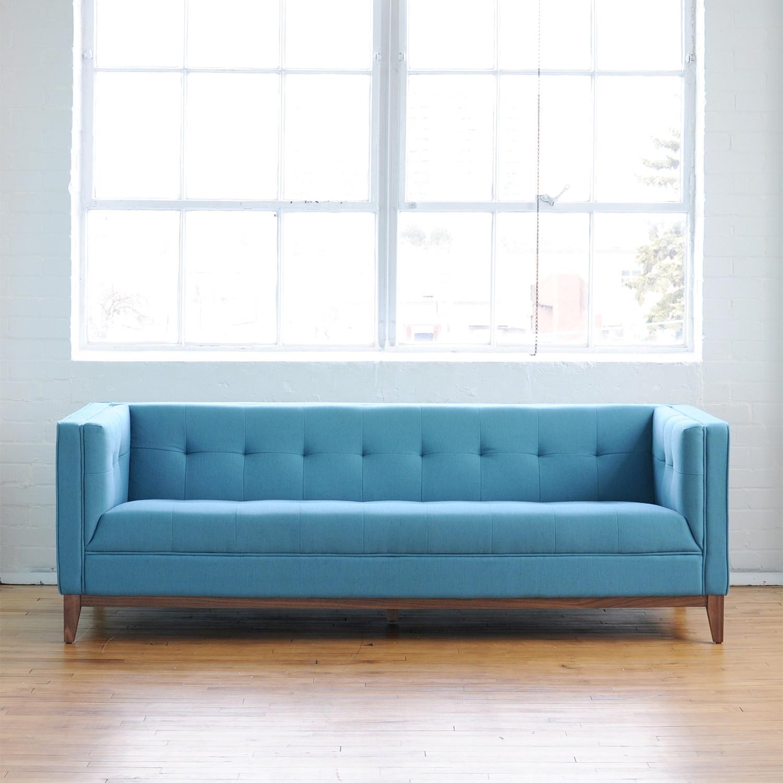 Atwood Sofa (Parliament Moss)