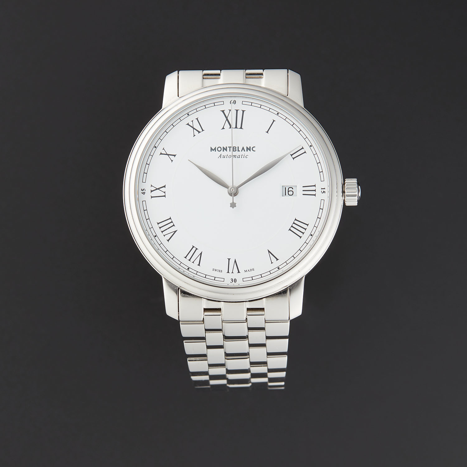 536af42330d 1893a9a68bb776396b5c4dc31ca5ecac medium · Montblanc Tradition Date Automatic  ...