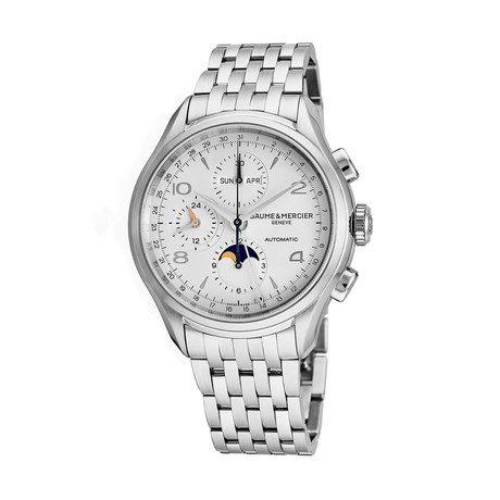 Baume & Mercier Clifton Chronograph Automatic // MOA10328