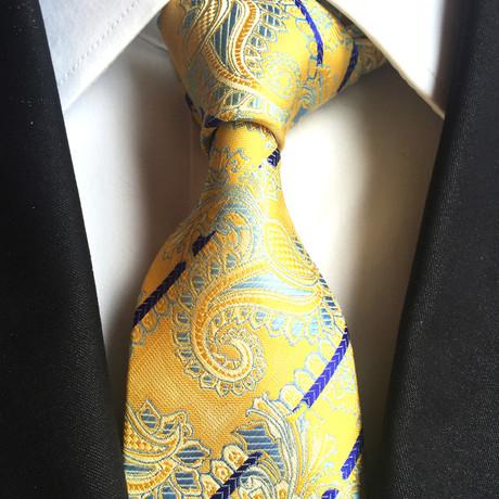 Koenig Tie // Yellow
