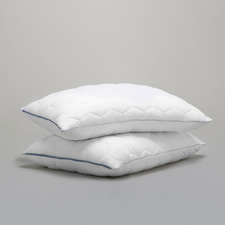 Performance Down Alternative Pillow (Standard // Stomach/Back)