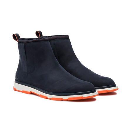 Storm Chelsea // Navy + Orange (US: 7)