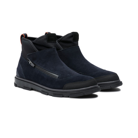 Storm Gaiter // Navy + Black (US: 7)