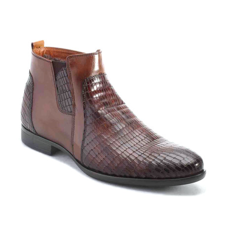 Adomas Dress Boots // Tobacco (Euro: 40)