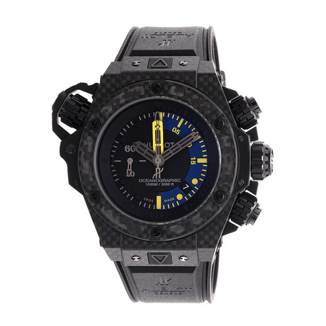 Hublot King Power Oceanographic Chronograph Automatic // 732.QX.1140.RX // Unworn