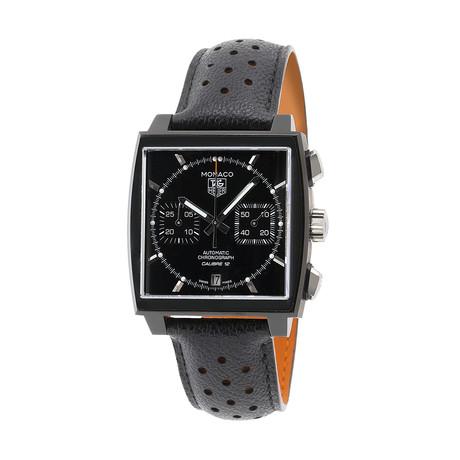 Tag Heuer Monaco Chronograph ACM Automatic // CAW211M.FC6324 // Unworn