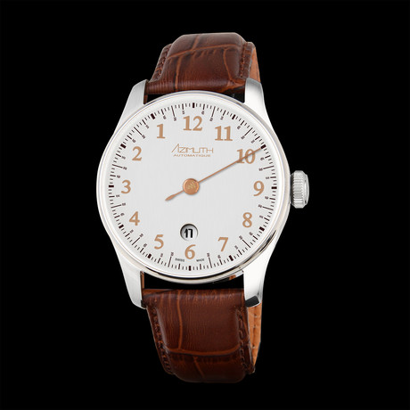 Azimuth Back In Time Date Automatic // RN.BT.SS.D003