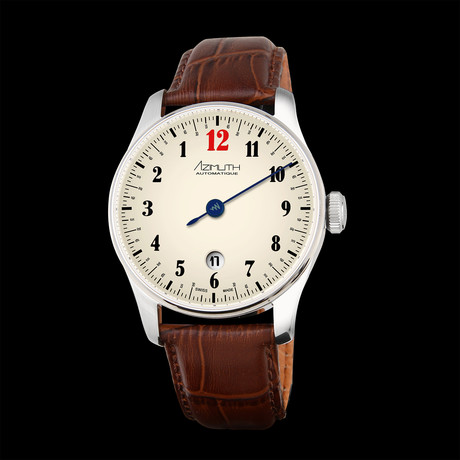 Azimuth Back In Time Date Automatic // RN.BT.SS.D007