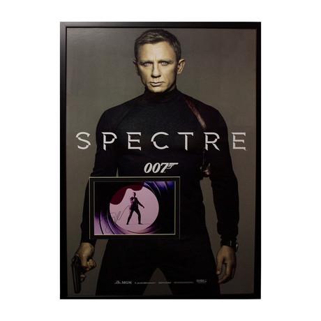 Signed Artist Series // Spectre // Daniel Craig I