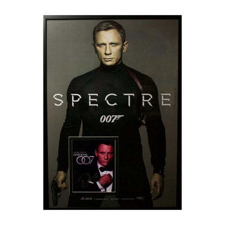 Signed Artist Series // Spectre // Daniel Craig IV