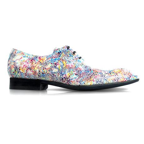 Barcelona Dress Shoes // Multicolor (Euro: 39)