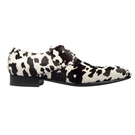 La Vaca Dress Shoes // Black, White (Euro: 39)