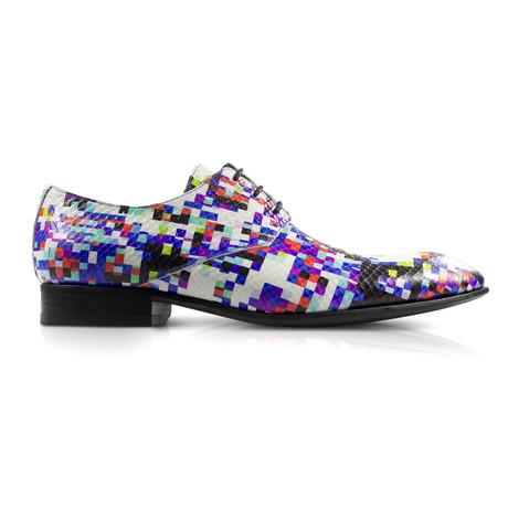 Pixelicious Dress Shoes // Multicolor (Euro: 39)