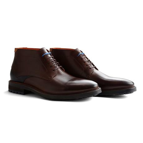 Cardigan Shoe // Dark Brown (EUR: 40)