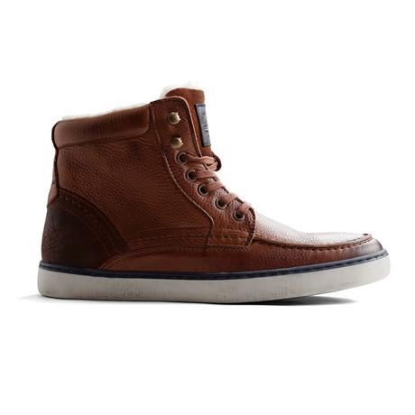 Kallax Shoe // Cognac (EUR: 40)