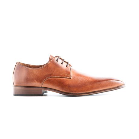 Heathrow Leather Shoe // Cognac (EUR: 44)