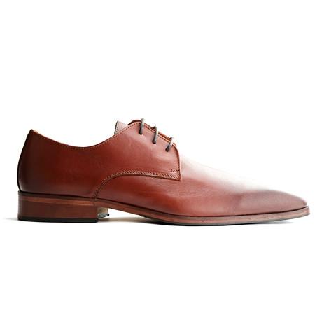 Heathrow Leather Shoe // Dark Brown (EUR: 40)